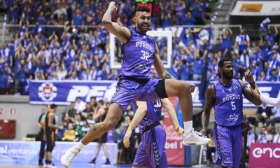 Augusto Lima e Vítor Benite ajudam o Burgos a vencer na Champions - Foto: Divulgação/FIBA