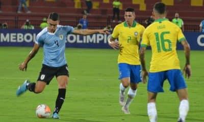 Brasil empata com Uruguai e se complica no Pré-olímpico - Foto: Divulgação