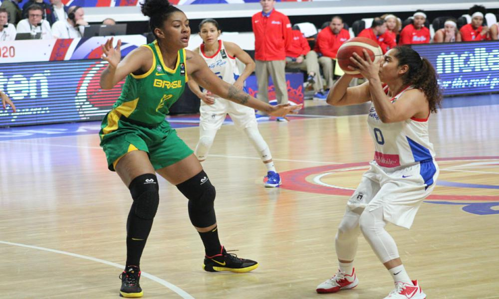 Brasil - Pré-Olímpico Mundial