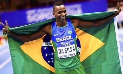 Mauro Vinícuis Duda da Silva, do salto em distância indoor, anuncia aposentadoria