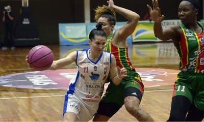 Melisa Gretter é a nova contratação do Sampaio Basquete para a LBF
