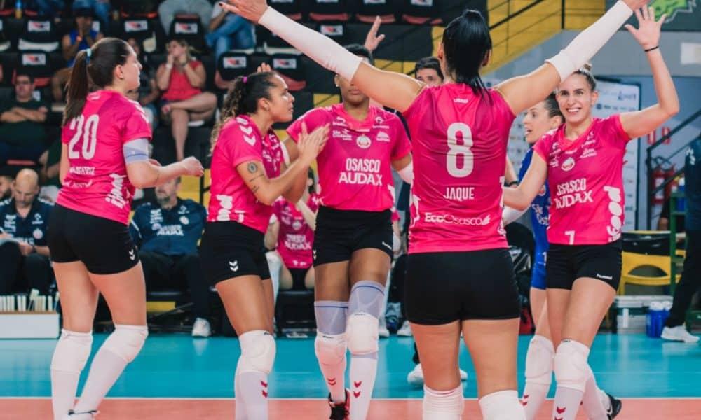 Osasco Audax x Minas - Superliga Feminina
