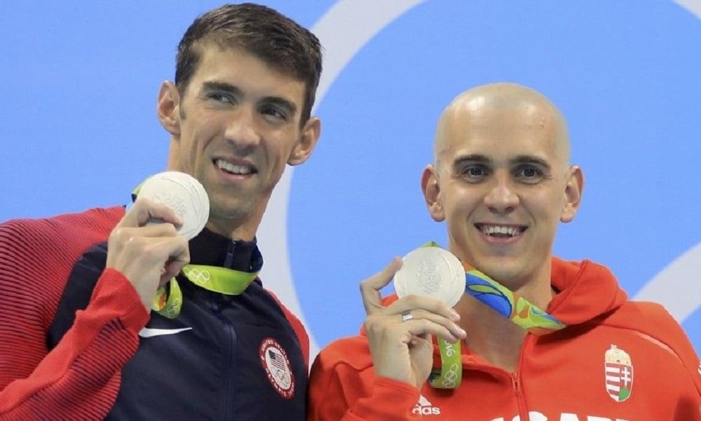 lista dos maiores medalhistas da história dos jogos olímpicos - michael phelps