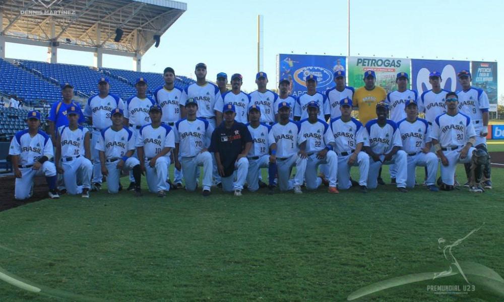Seleção Brasileira Sub 23 de Beisebol