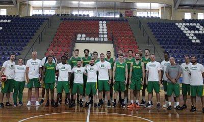 Brasil estreia contra o Uruguai nas eliminatórias da Americup, a Copa América de basquete masculino ao vivo