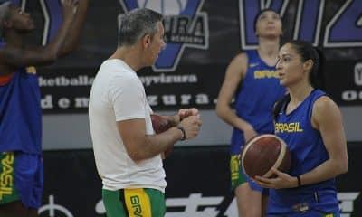 Seleção feminina se prepara na Sérvia para o Pré-Olímpico Mundial de basquete