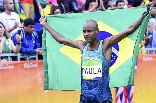 Paulo Roberto de Almeida Paula - maratona masculina - Jogos Olímpicos de Tóquio 2020 atletismo