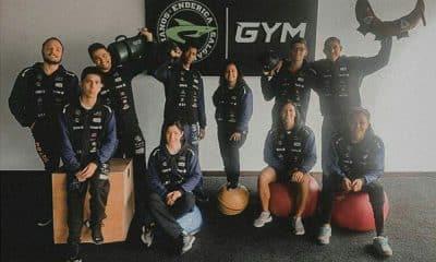 Equipe Natação Paralímpica APIN