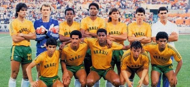 Brasil foi vice-campeão do torneio de futebol masculino dos jogos olímpicos seul 1988