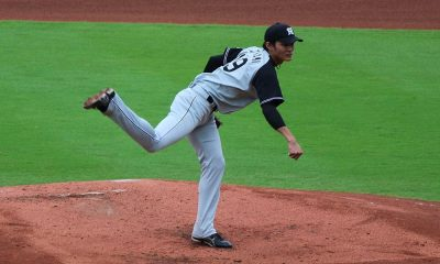 Shintaro Fujinami beisebol Japão coronavírus