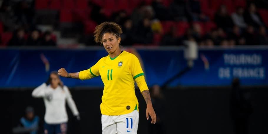 Brasil x Canadá - Torneio Internacional da França