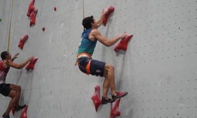 César Grosso termina final em sexto e está fora da Olimpíada