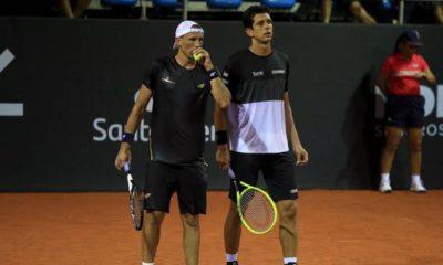 Melo e Kubot iniciam treinos para Masters 1000 de Indian Wells
