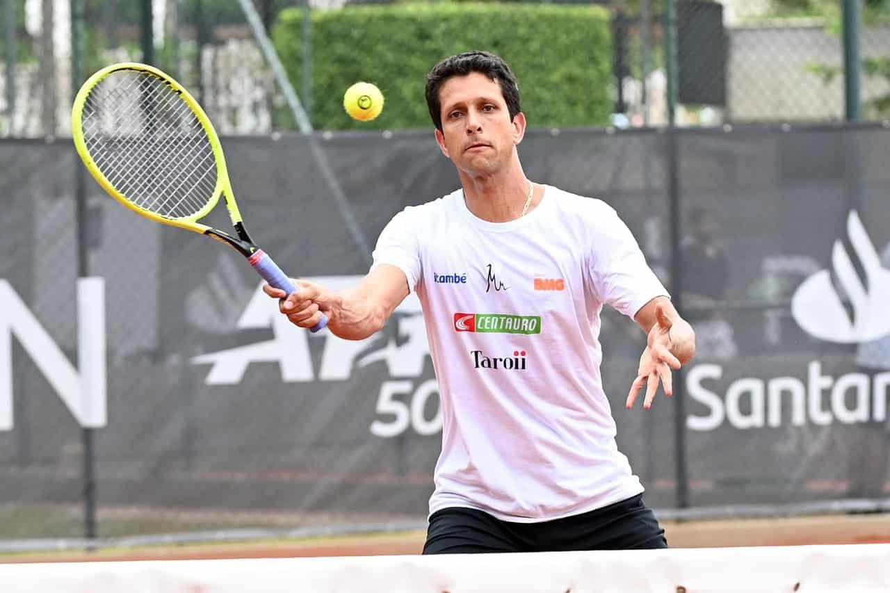Marcelo Melo defendeu o adiamento dos Jogos de Tóquio