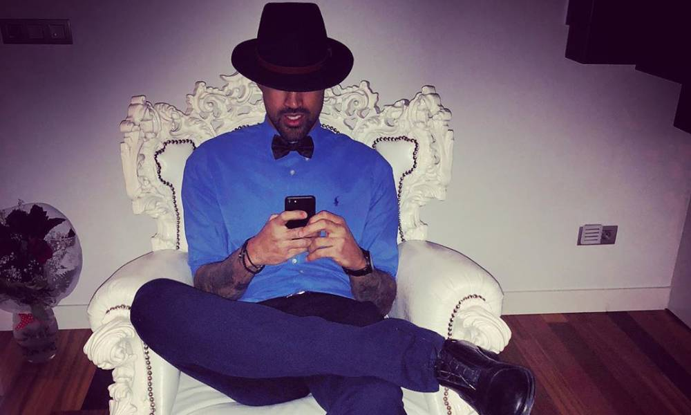 Augusto Lima usa redes sociais para ajudar espanhóis em quarentena