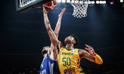 FIBA suspende competições - coronavírus