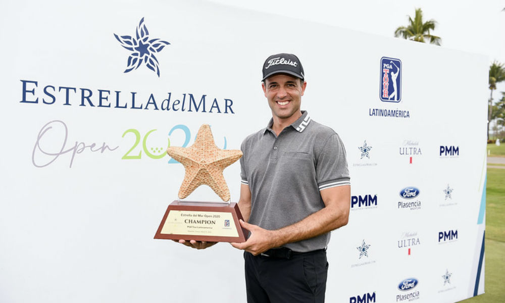 Alexandre Rocha PGA TOUR Latinoamerica