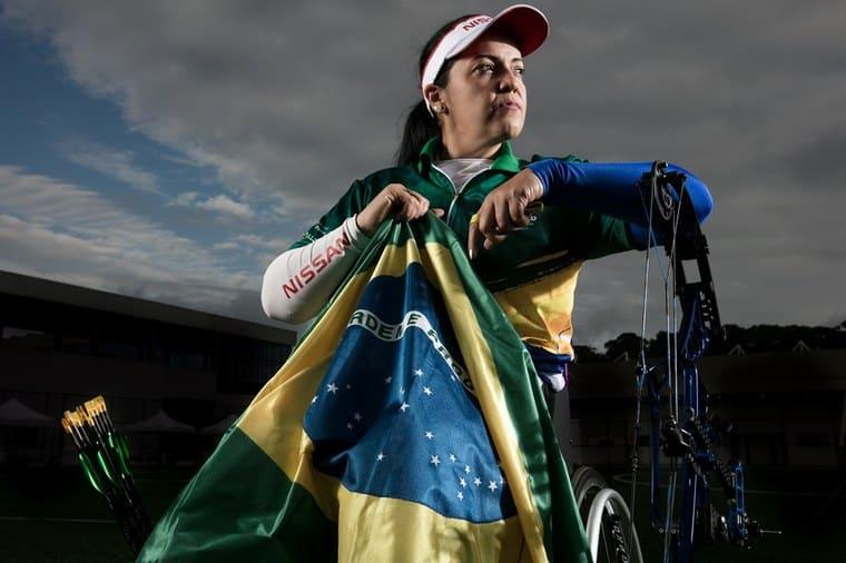 Jane Karla é um destaque femininos para a Paralimpíada de Tóquio