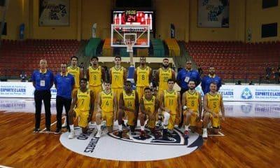 A Seleção Brasileira Masculina de basquete subiu uma posição no Ranking Mundial da Federação Internacional de Basketball (FIBA)