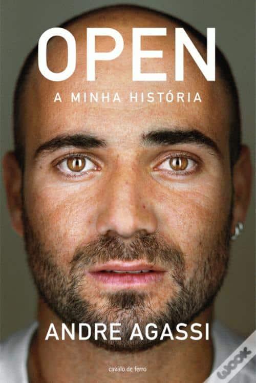 Os melhores docs esportivos, livros esportivos e filmes esportivos para se ver na quarentena - Andre Agassi - filme livro documentário