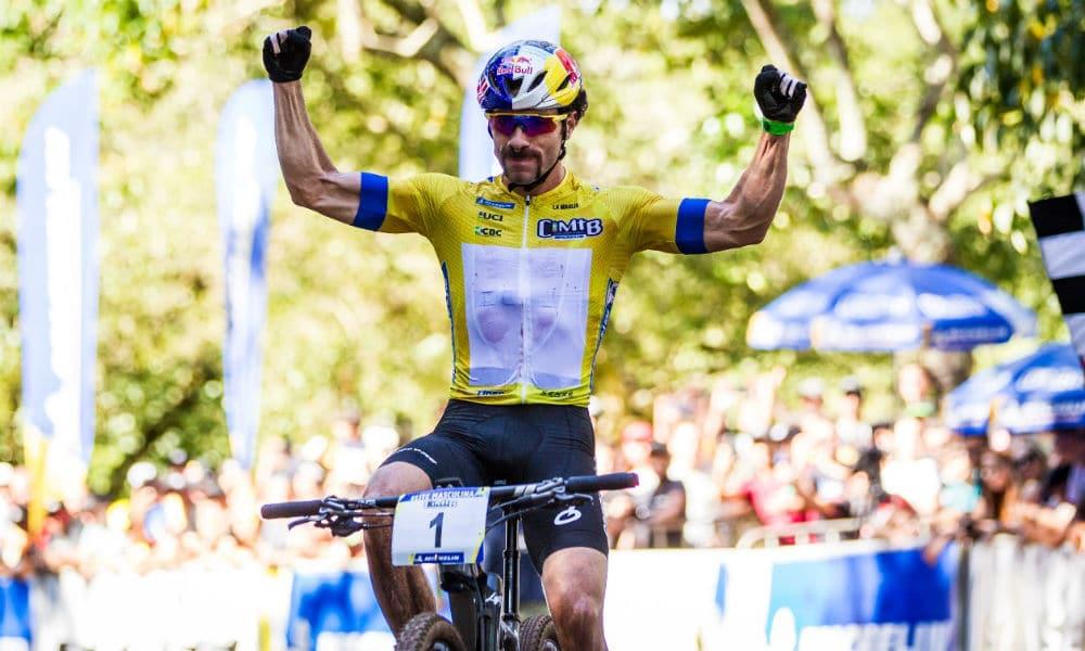 Avancini está quase garantido na qualificação olímpica do Mountain Bike para Tóquio 2020