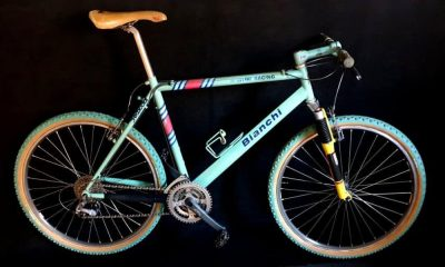 Bicicleta Dario Acquaroli