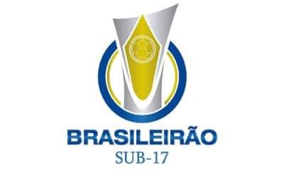 Tabela do Campeonato Brasileiro Sub-17 de futebol masculino 2021