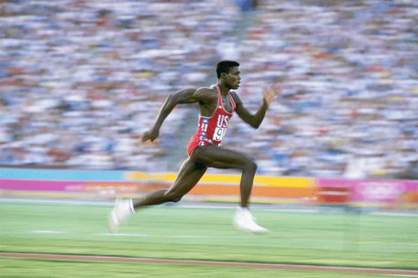 lista dos maiores medalhistas da história dos jogos olímpicos - carl lewis