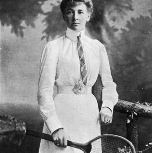Quem foi Charlotte Cooper? A primeira mulher campeã olímpica da história das Olimpíadas (Reprodução)