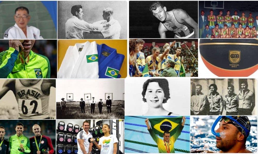Confederações participam de Desafio Olímpico nas redes sociais