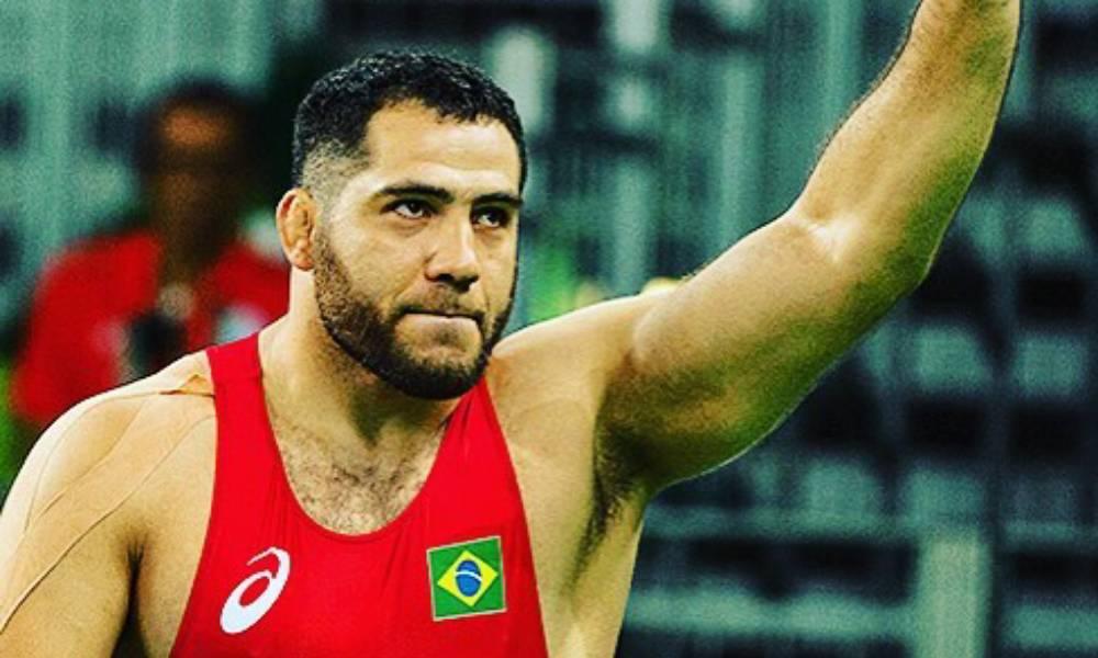 Eduard Soghomonyan se classificação para os Jogos Olímpicos