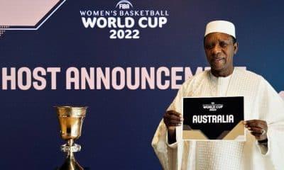 FIBA define Austrália será sede da Copa do Mundo feminina de 2022