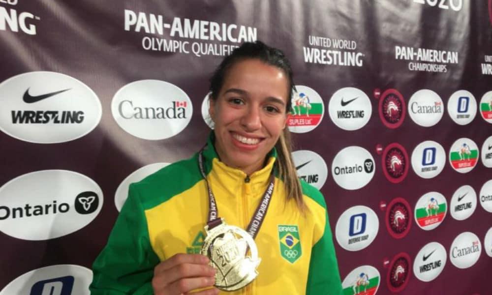 GIullia Penalber Pan-Americano de Wrestling
