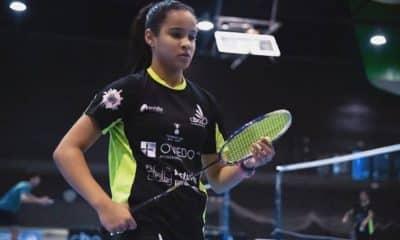 Juliana Viana perde e é eliminada no Grand Prix da Alemanha