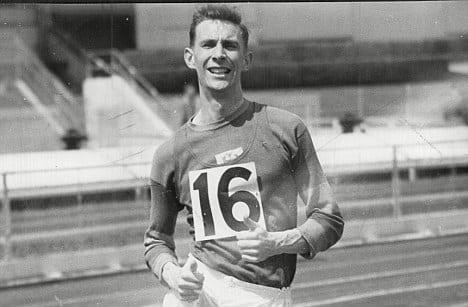 Leonid Spirin foi o primeiro campeão olímpico da marcha 20km masculina jogos olímpicos