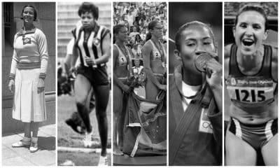 Dia Internacional da Mulher - Mulher Olímpico