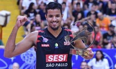 Lucas Dias - Basquete - Sesi Franca