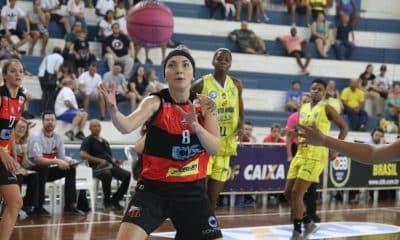 Mari Dias - Basquete Ituano