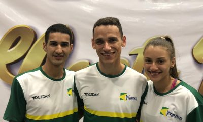 Lista dos brasileiros classificados para a Olimpíada de Tóquio 2020