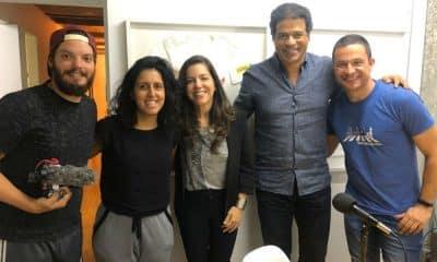 parceria do Olimpíada Todo Dia e pacto pelo esporte