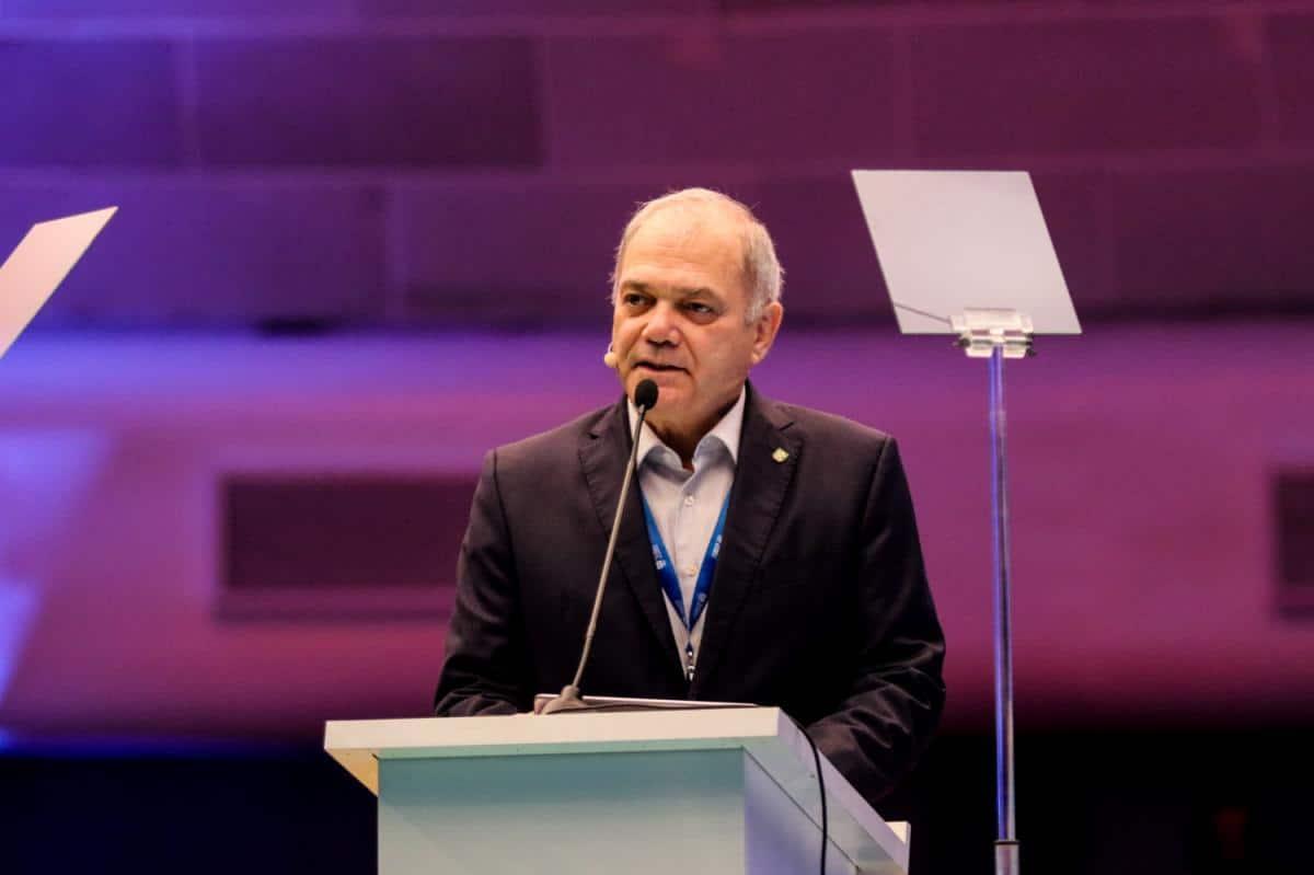 Paulo Wanderley presidente do COB