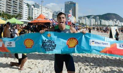 Circuito Rei e Rainha do Mar 2020 começa pela Praia do Leblon