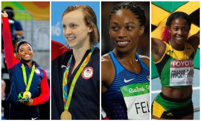 Dia Internacional da Mulher - Rainhas Olímpico
