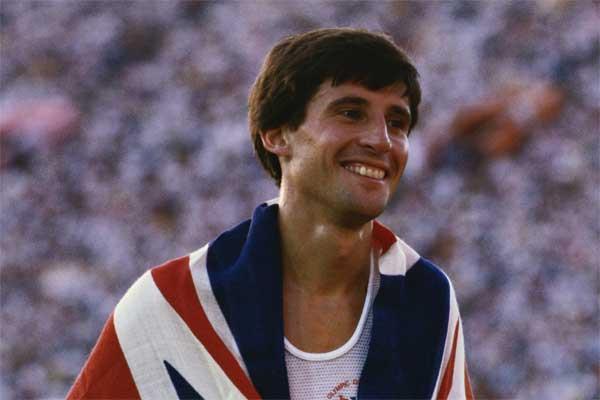 Atual presidente da World Athletics, Sebastian Coe ganhou duas pratas nos 800m masculino nos Jogos Olímpicos