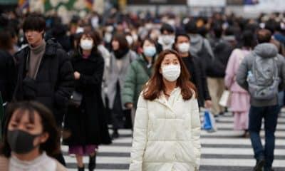 Tóquio ruas coronavírus