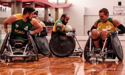 Torneio Qualificatório de Rúgbi em Cadeira de Rodas