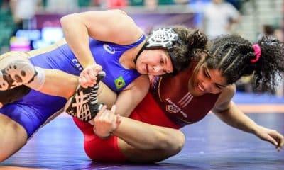 Giullia Penalber e Lais Nunes serão cabeças de chave na seletiva olímpica