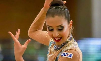 Déborah Medrado - adiamento Olimpíadas Ginástica Rítmica sonho