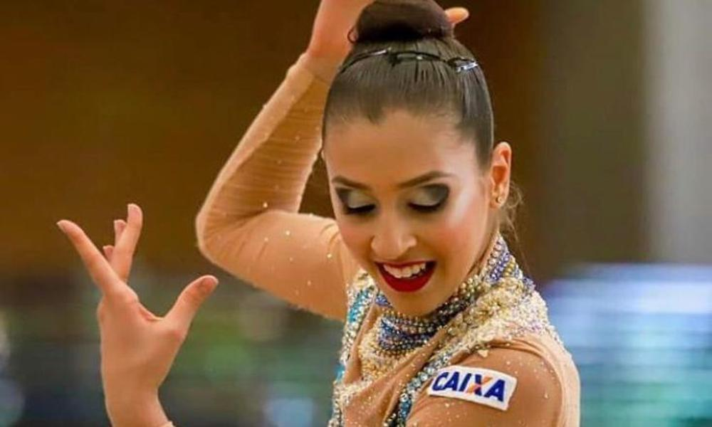 Déborah Medrado - adiamento Olimpíadas Ginástica Rítmica sonho Tóquio Jogos Olímpicos conjunto