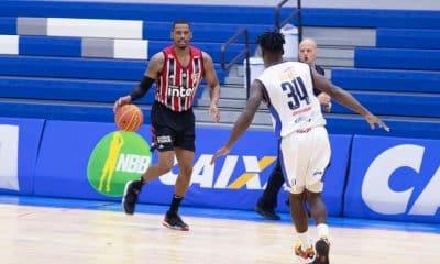 São Paulo alcançou mais uma vitória no NBB, agora sobre a Unifacisa